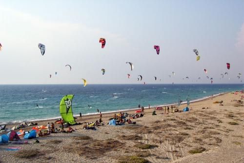 Kite Surf Agios Ioannis Beach