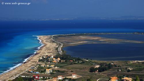 Agios Ioannis - Lefkada Lagoon